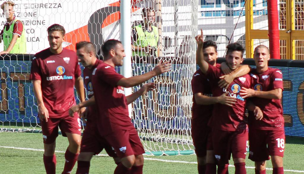 RISULTATI E CLASSIFICA  LEGA PRO SERIE C GIRONE C