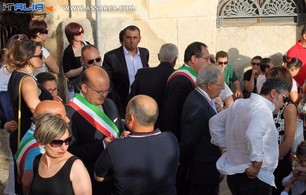Processione - Madonna Delle Grazie - Alia 2 Luglio 2016 - (1^parte)