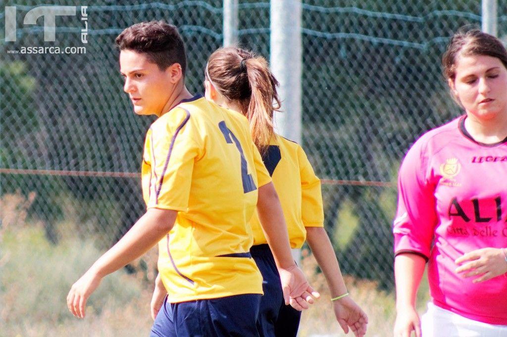 Campionato ASC Femminile ASD L`ALIA – ASD SANTO STEFANO QUISQUINA