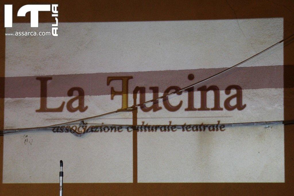 """- GILBERTO LANDOLINA DI RIGILIFI PRESENTA """"PROGETTO D.O."""""""