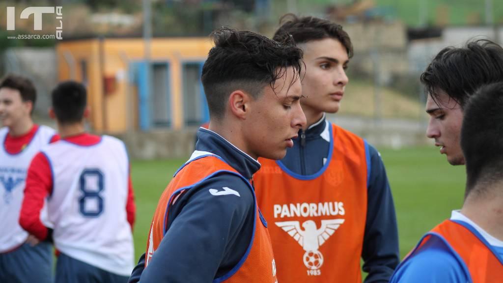 Stage calcio 2018 - Parma Calcio - Raduno a Valledolmo 19/04/2018