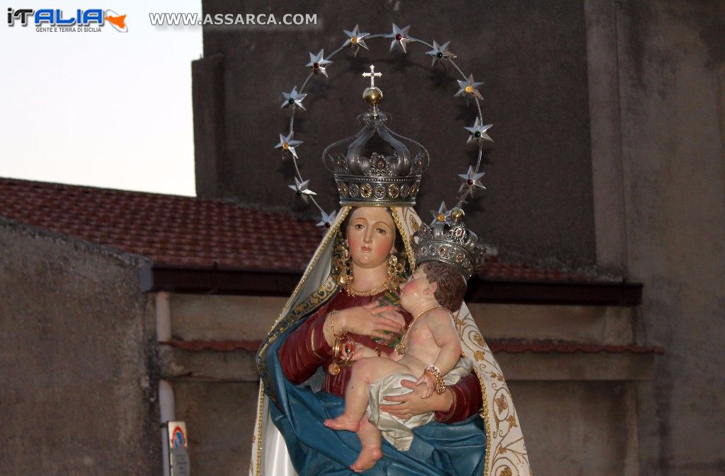 Processione - Madonna Delle Grazie - Alia 2 Luglio 2016 - (5^parte)   5/5