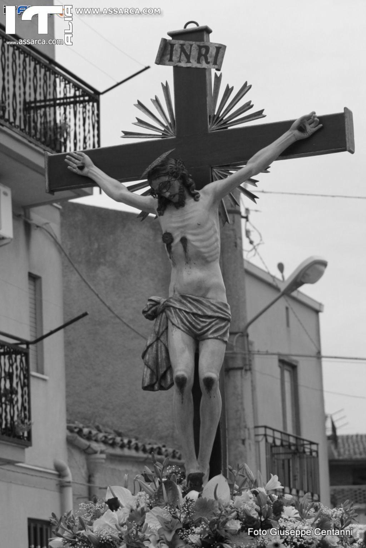 SS.CROCIFISSO DI MARCATOBIANCO   PROCESSIONE 18 MAGGIO 2014