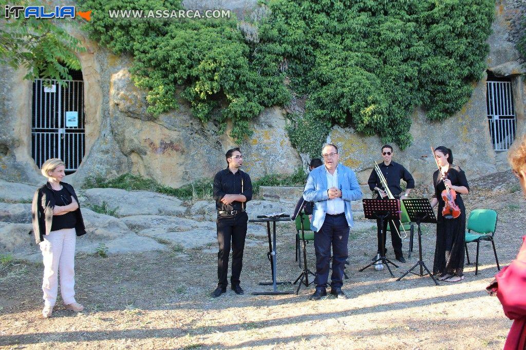 ALIA, Concerto alle Grotte della Gurfa