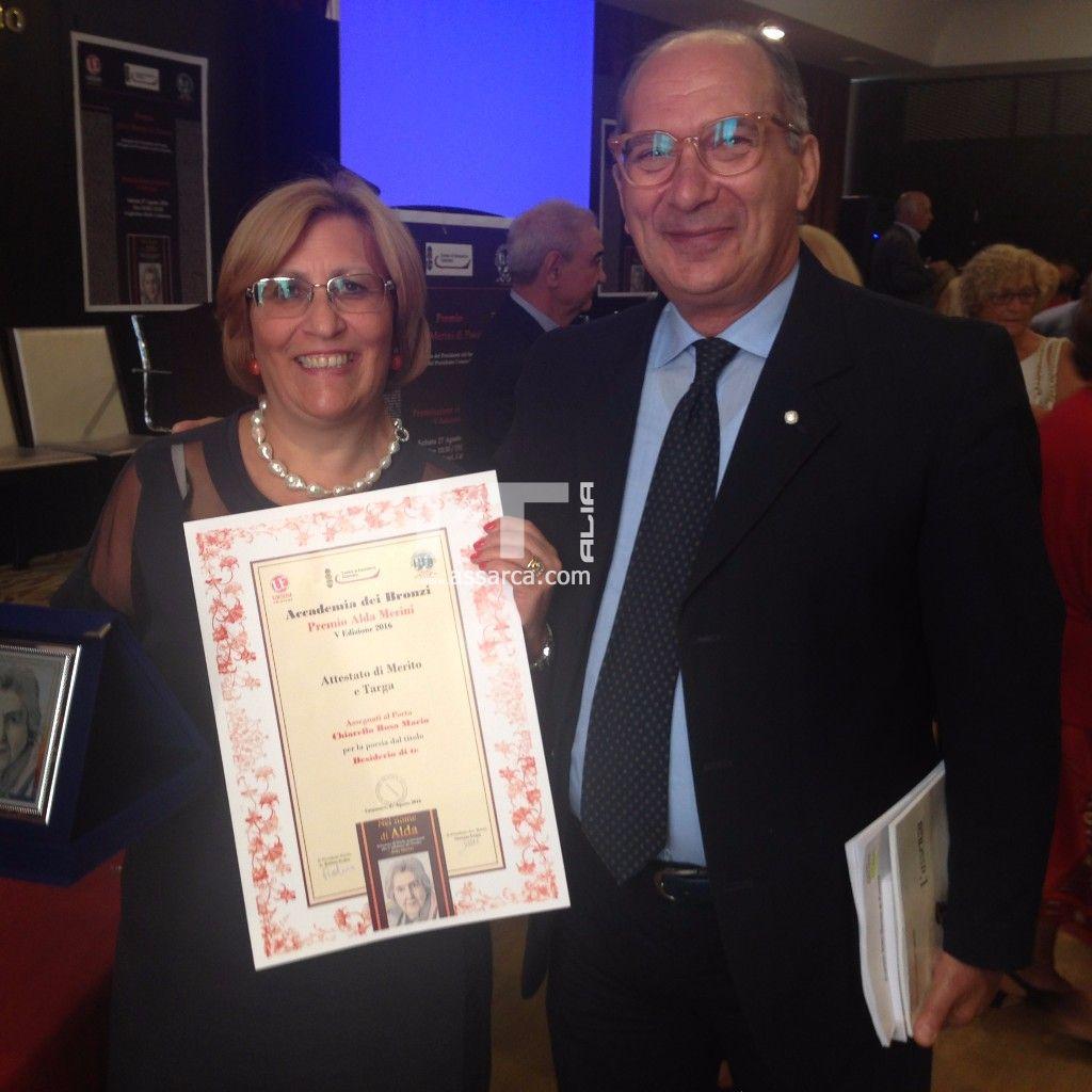 Premio Alda Merini Catanzaro 27.08.2016