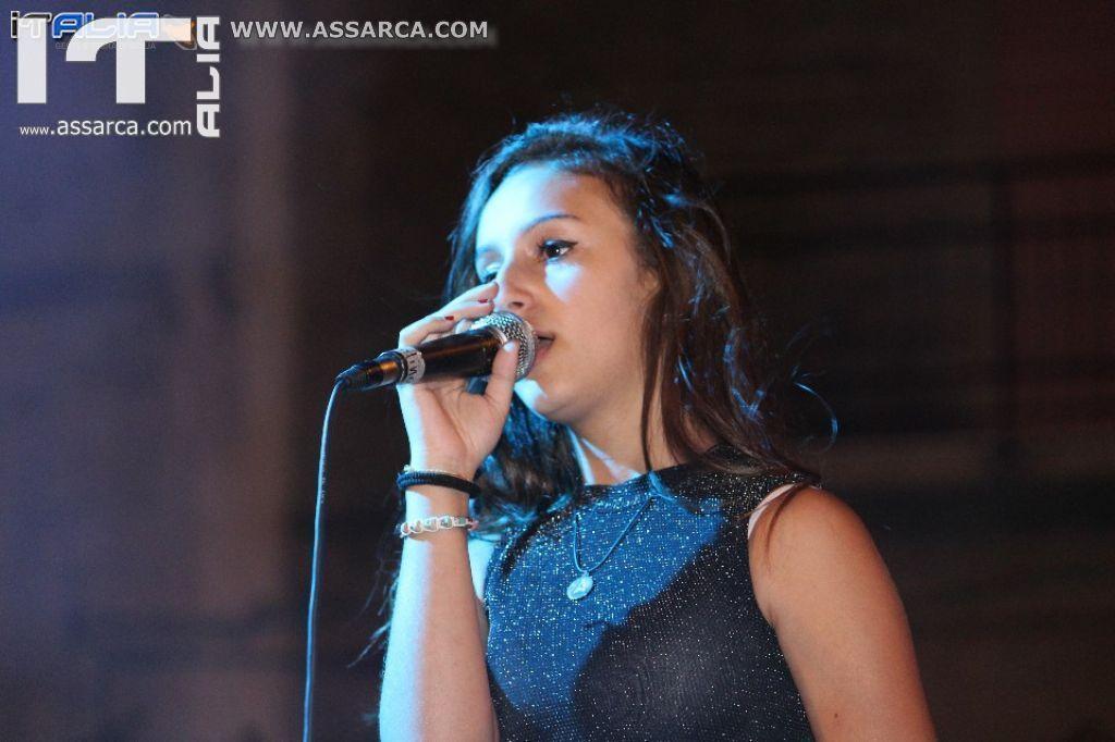 ALESSIA D`AMICO, ARTISTA EMERGENTE ORGOGLIO DI ALIA.