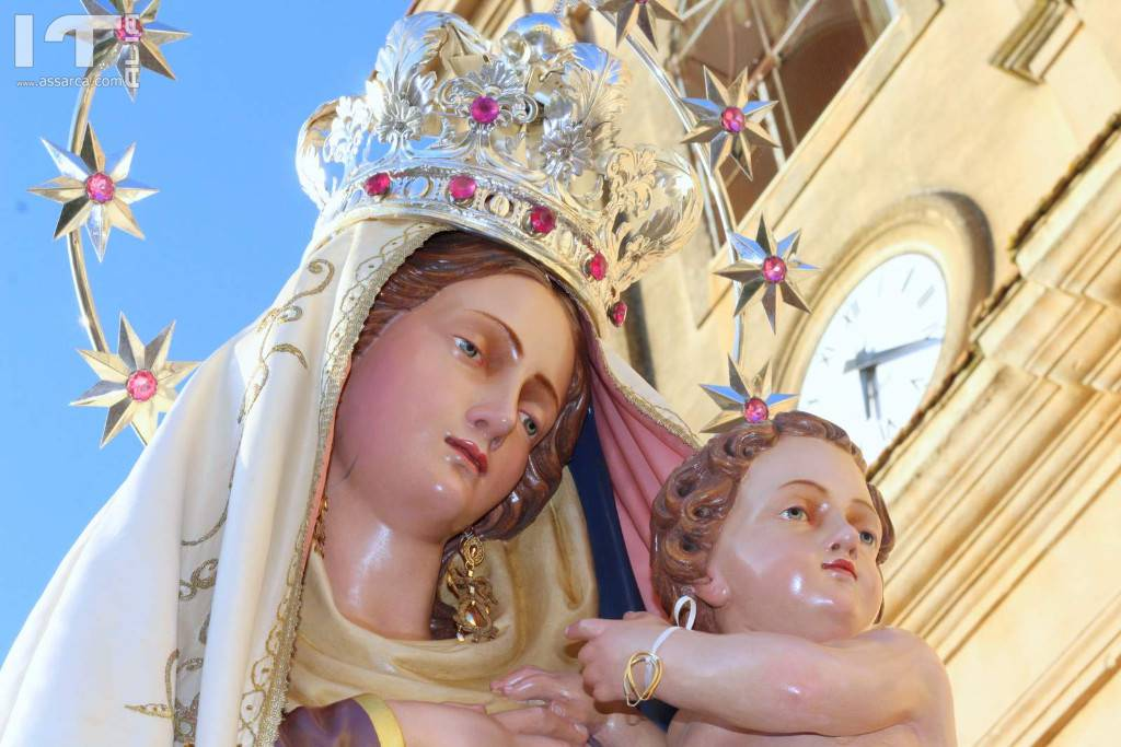 Festeggiamenti in onore di Maria SS delle Grazie dell`otto settembre.
