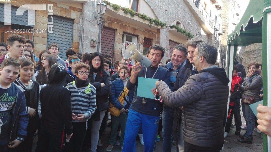 GANGI, 650 PARTECIPANTI A PRIMA TAPPA CAMPIONATO SCOLASTICO REGIONALE ORIENTEERING