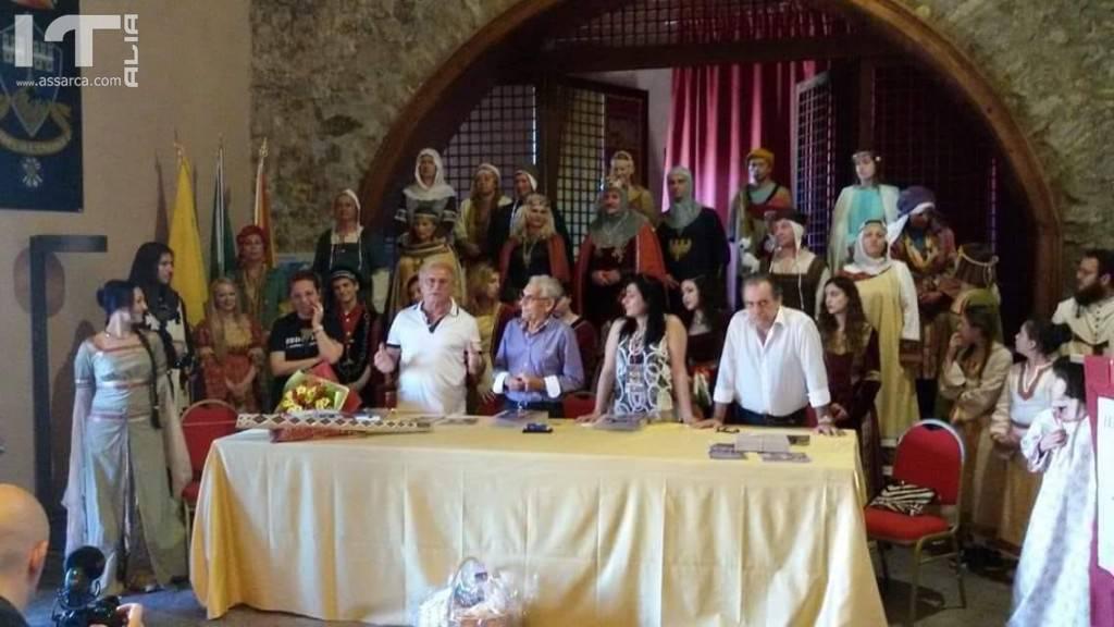 CACCAMO, INCONTRO TRA L'ASSOCIAZIONE FORTIS MURGIA, L'AMMINISTRAZIONE COMUNALE E BCSICILIA