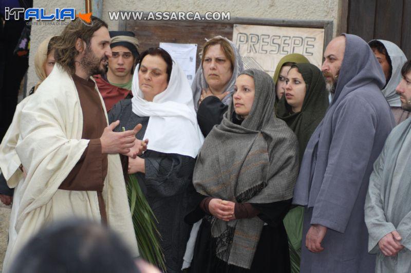 LA DOMENICA DELLE PALME (VIA CRUCIS 2012)