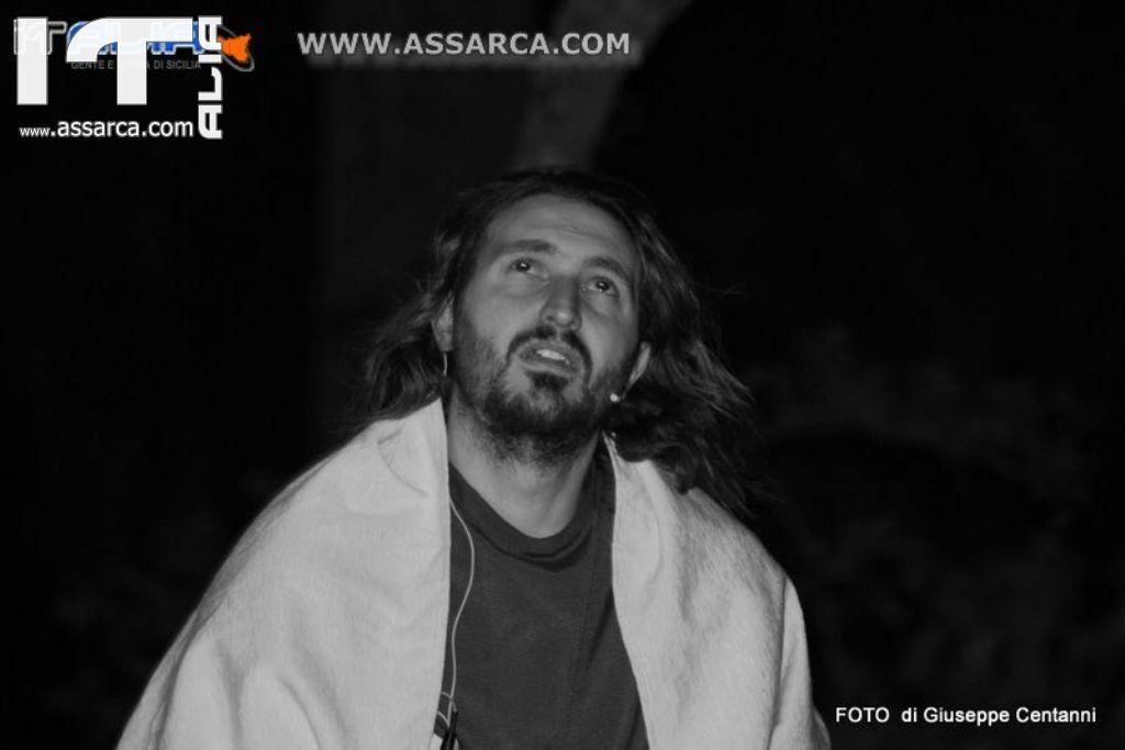 ULTIMA CENA E ARRESTO  (VIA CRUCIS 2011)