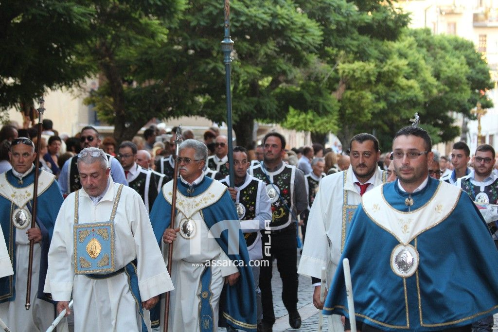 Processione in onore di Sant`Antonio da Padova
