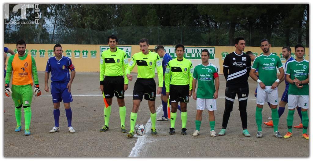 VALLELUNGA  SALEMI - VINCE L`ESPERIENZA ! IL SALEMI 1930 FC ...