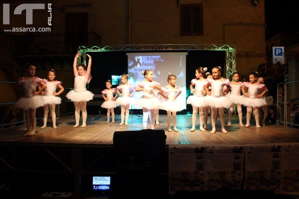 Foto serata conclusiva dei festeggiamenti di Santa Rosalia.