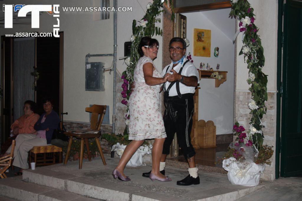 Serenata  giuseppe  barcellona  22/08/2013