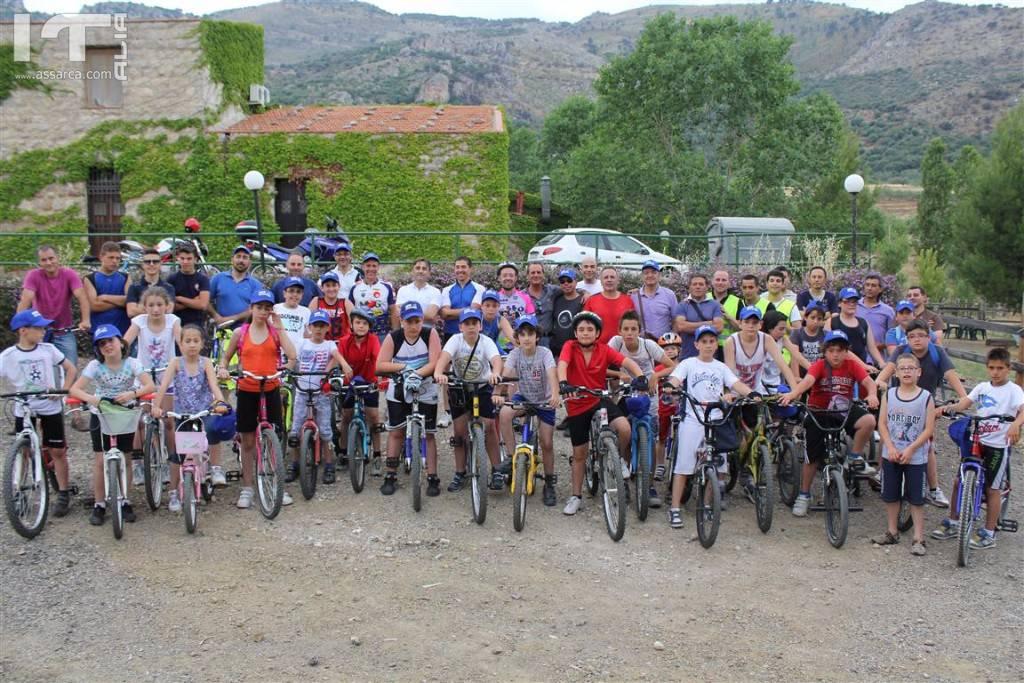 SCIARA (PA) - BICICLANDO 2012