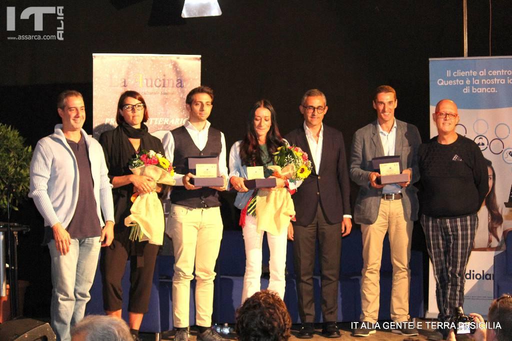 Settima edizione del Premio Letterario - under 40 di narrativa- grotte della Gulfa.