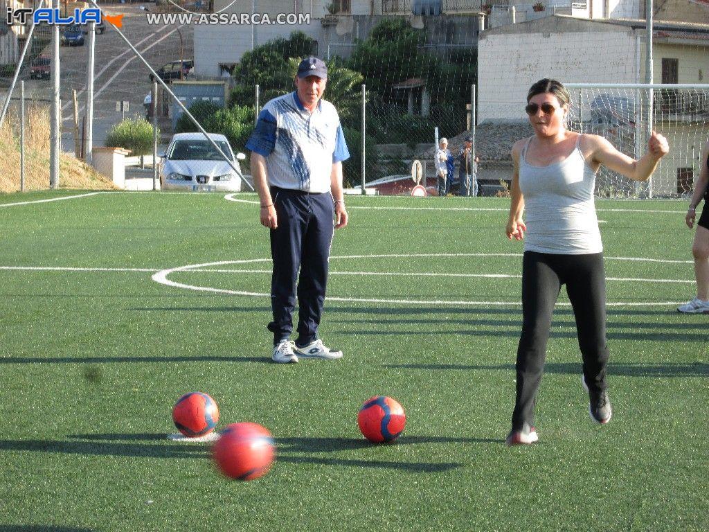 Mamme nel pallone.! 1^ parte gli allenamenti