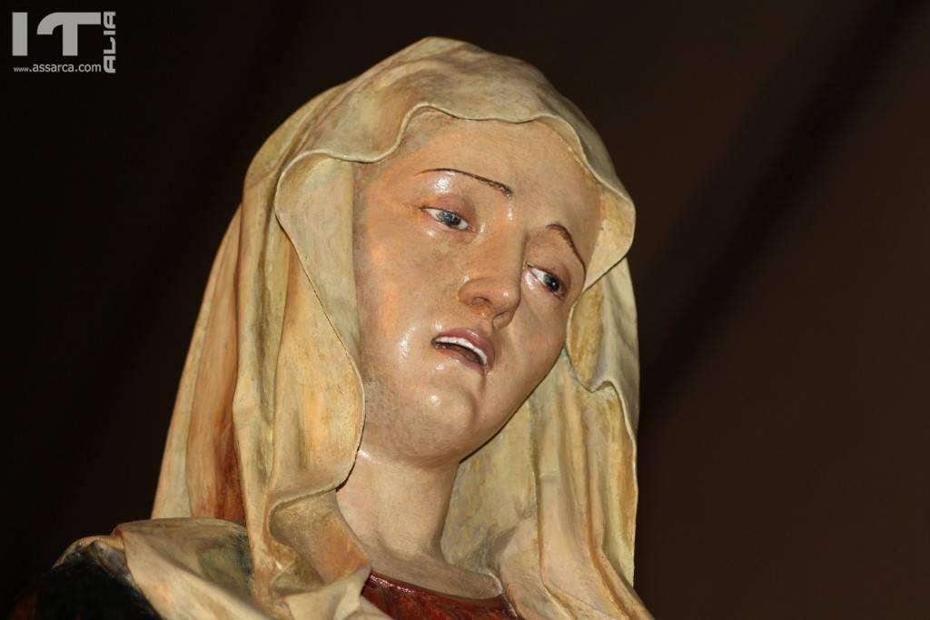 Festeggiamenti in onore di Maria SS. Addolorata