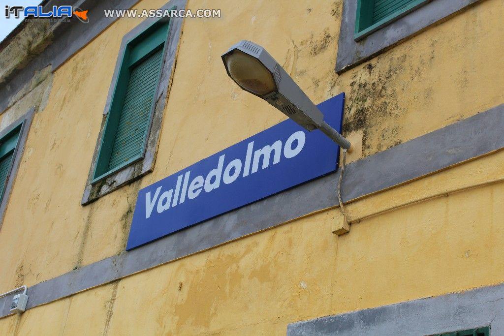 Valledolmo (PA) - La stazione