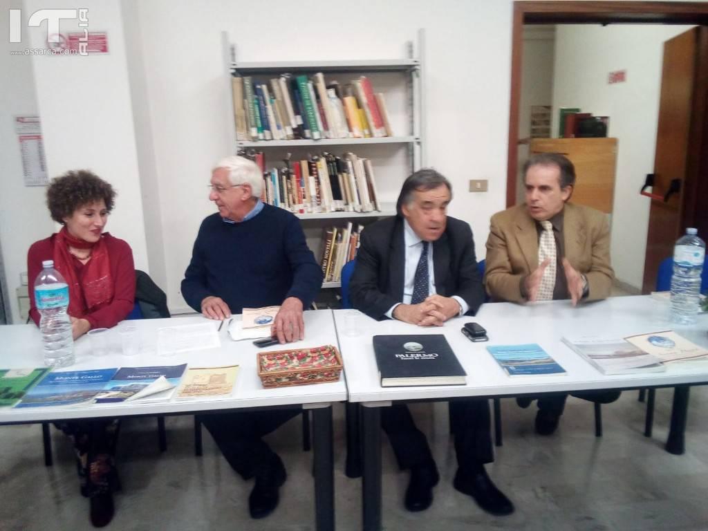 """PRESENTAZIONE DEL VOLUME """"SINAN BAXÀ ALIAS SCIPIONE CICALA"""" BIBLIOTECA COMUNALE DI PALLAVICINO A PALERMO"""