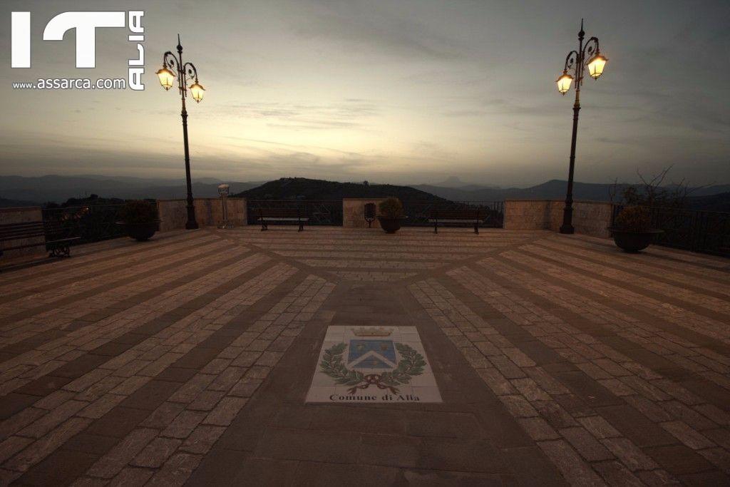 Inaugurazione belvedere - Alia