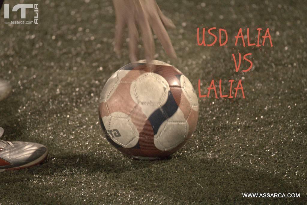 CALCETTO A 5  USD ALIA VS  LALIA