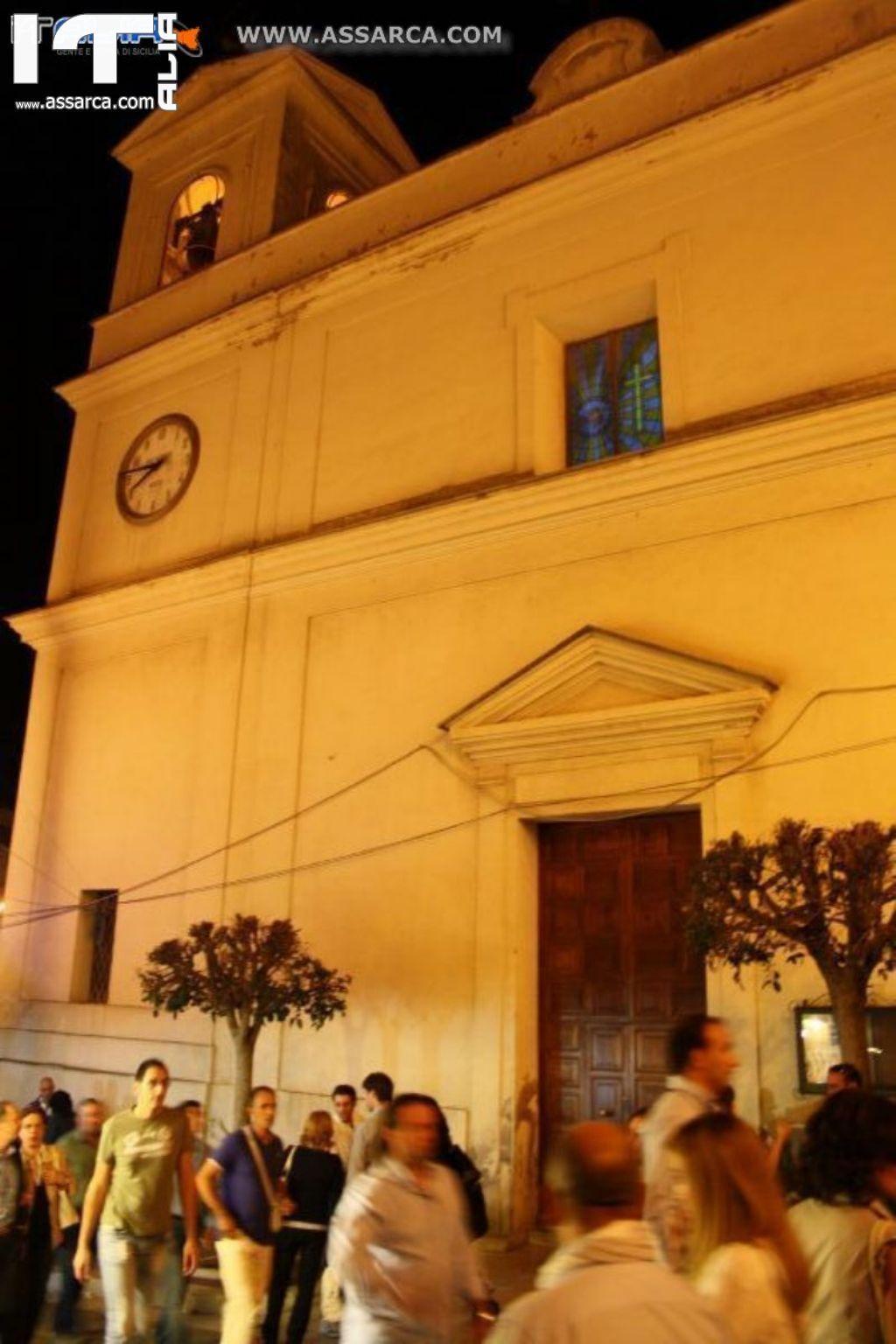 VISITA AL MUSEO E ALLA CHIESA DEL SS.CROCIFISSO DI ROCCAPALUMBA