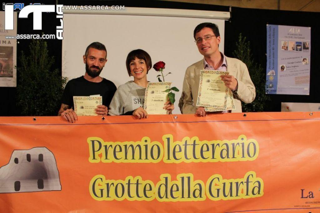 PREMIO LETTERARIO GROTTE DELLA GURFA - SECONDA PARTE