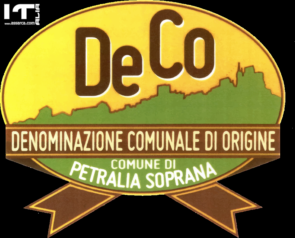 NASCE IL MARCHIO De.C.O. PETRALIA SOPRANA