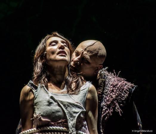 Teatro Stabile Catania  MACBETH - UNA MAGARIA, il nuovo spettacolo di VINCENZO PIRROTTA