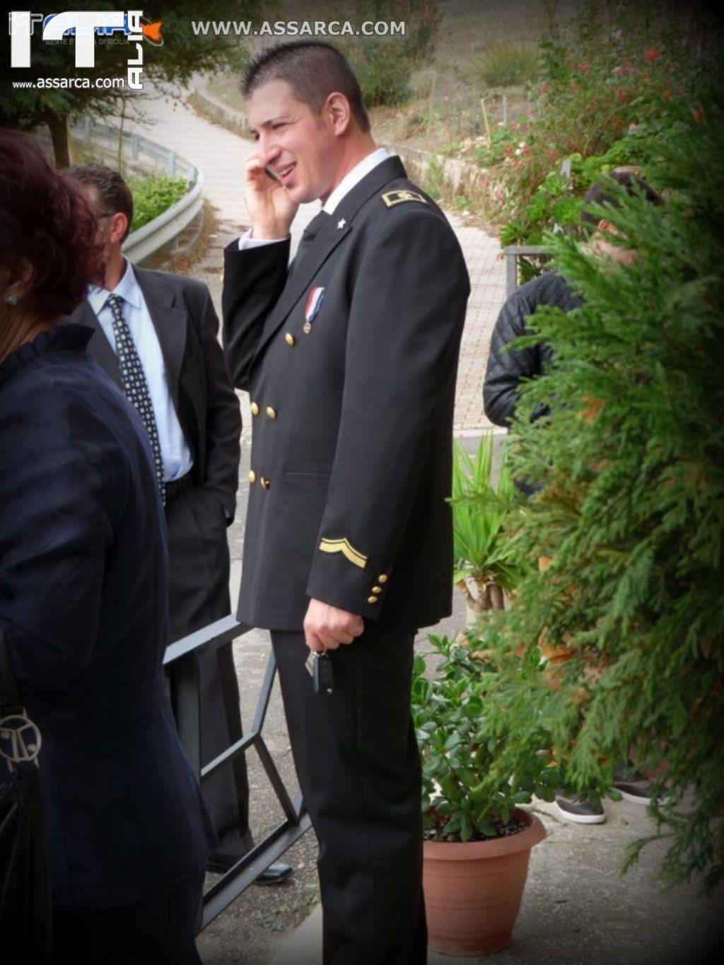 LE NOZZE DI MARIA RITA & ANTONINO - ALIMINUSA  27 OTTOBRE 2012
