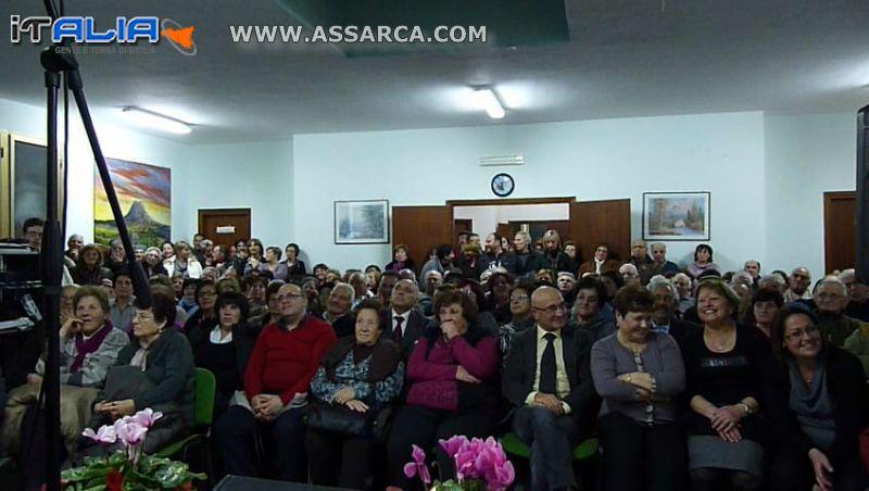 ALIA 21 DICEMBRE 2012 - FESTA DELL`ANZIANO CON SANDRO GIACOBBE E MARINA- II^ PARTE