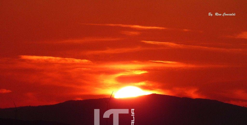 Alia ed i suoi meravigliosi tramonti