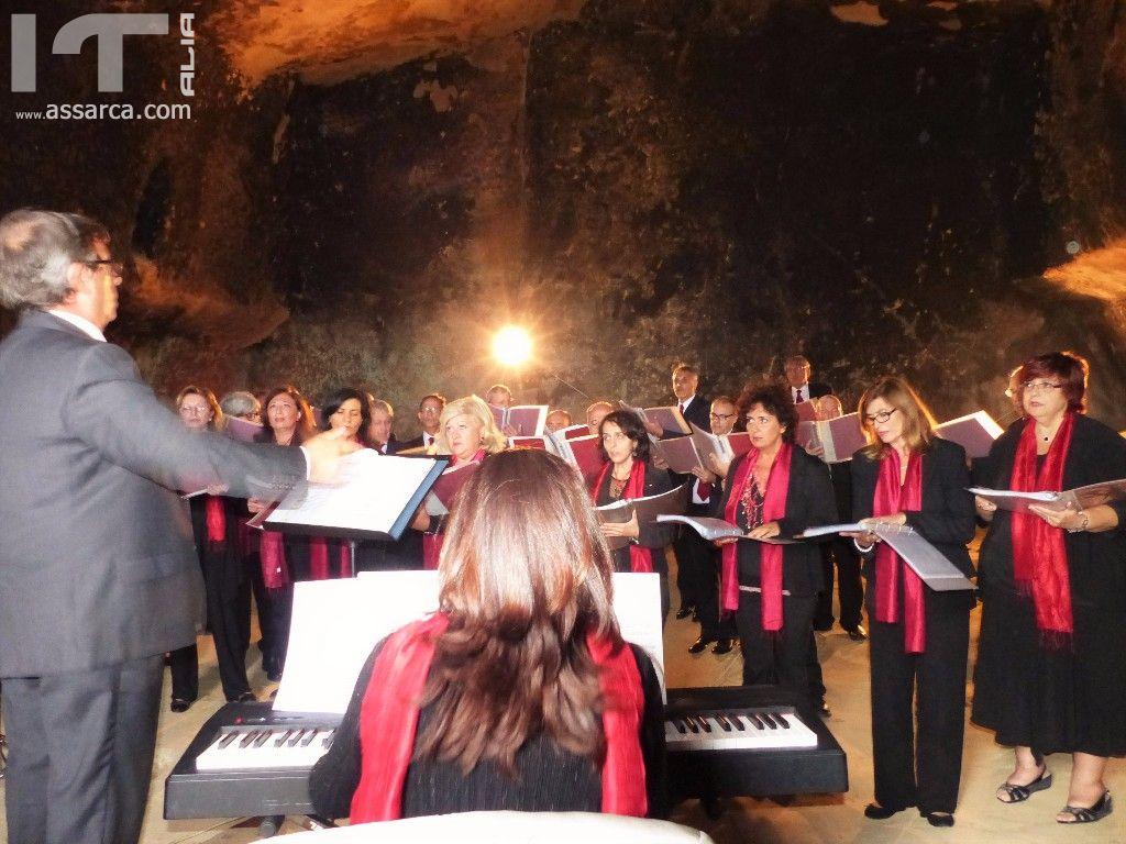 Concerto alle Grotte della Gurfa