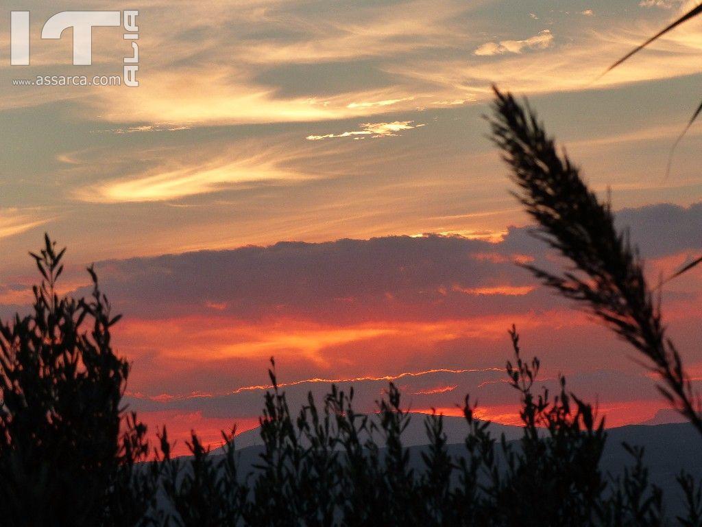 I tramonti del nostro circondario