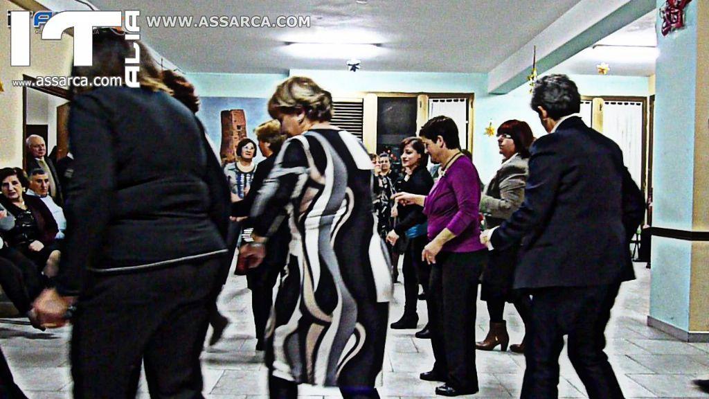 FESTIVITÀ DELL`IMMACOLATA - VIGILIA AL CENTRO DIURNO - 7 DICEMBRE 2013 -