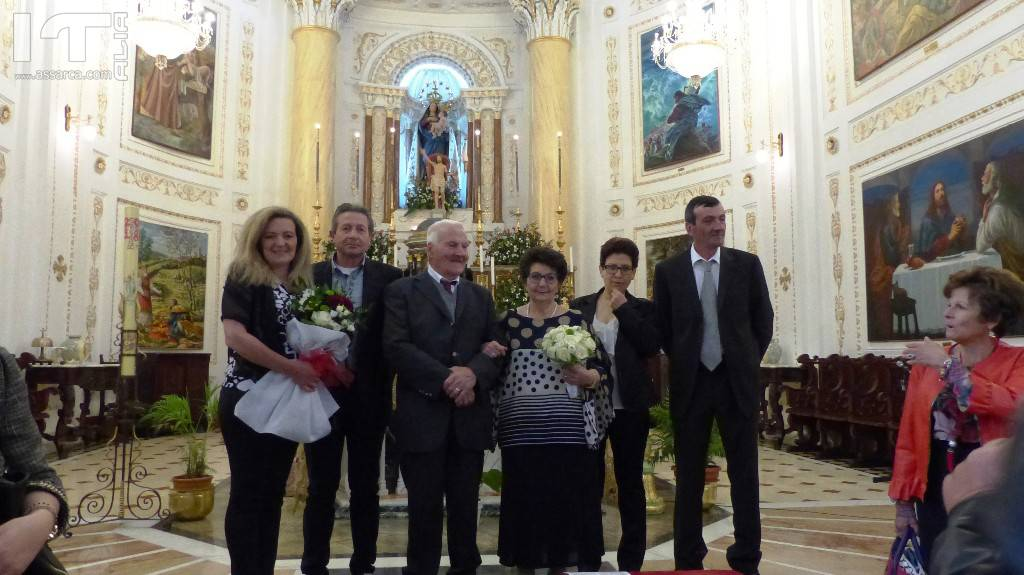 60 anni insieme Pina & Filippo Barcellona