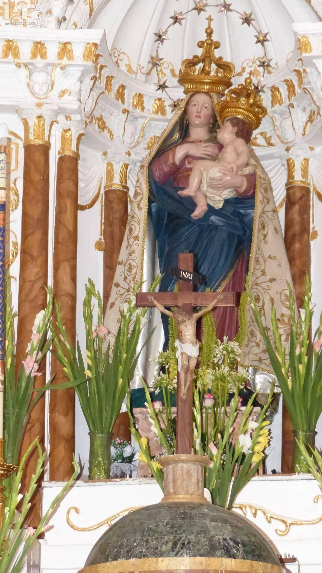 Versi siciliani dedicati alla Madonna delle Grazie