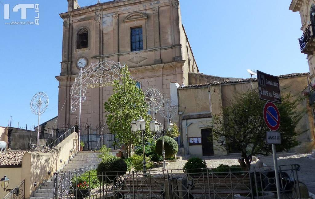 Versi siciliani dedicati alla Madonna delle Grazie,