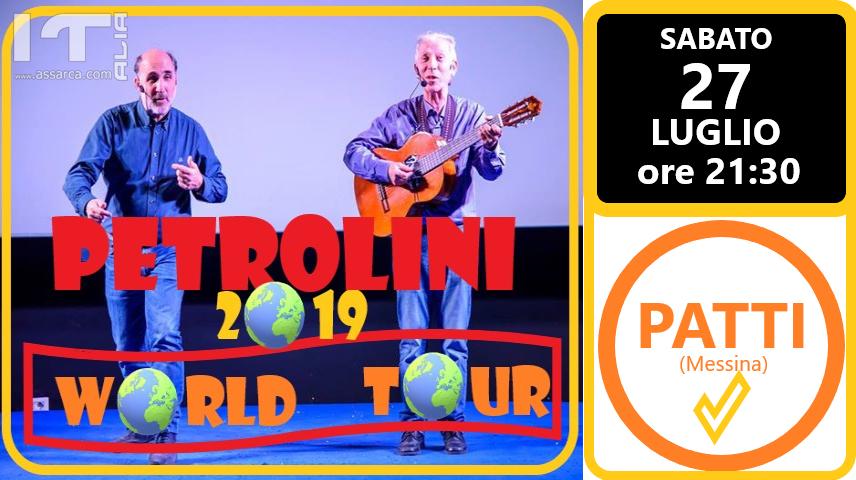 Petrolini World Tour 2019