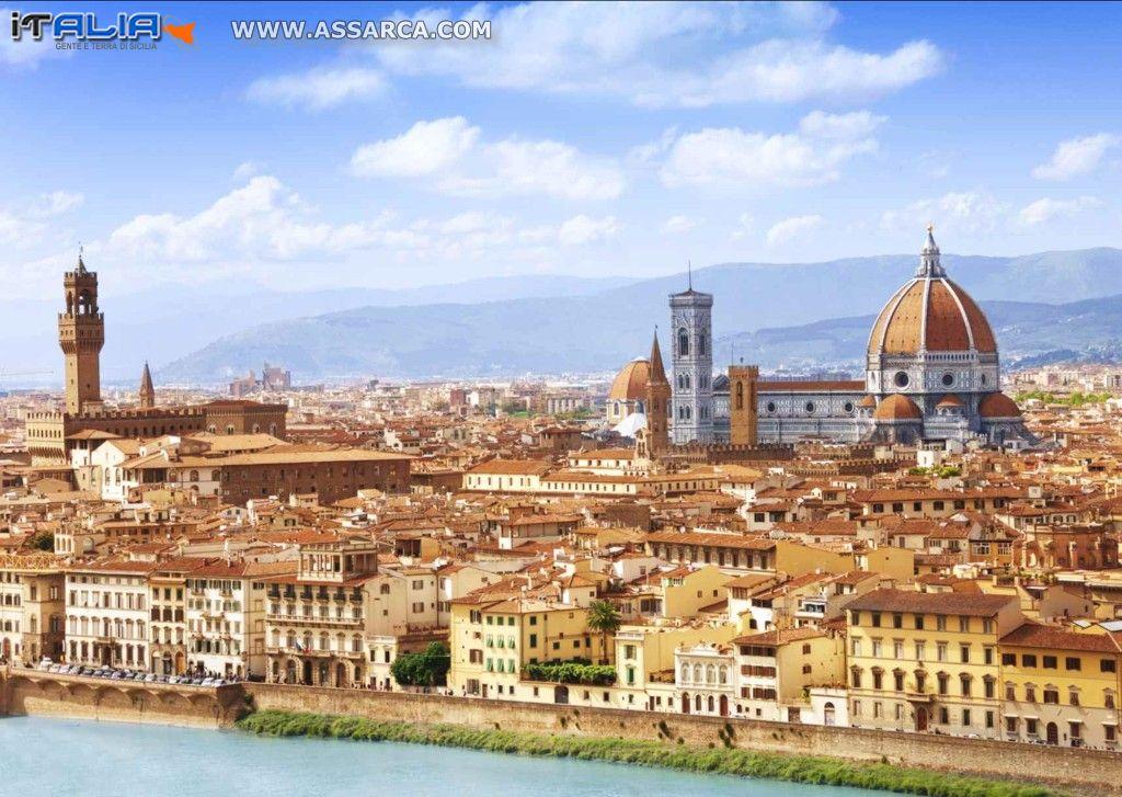 SiciliAntica. Visita guidata a Firenze nell'ambito del Salone Internaz...