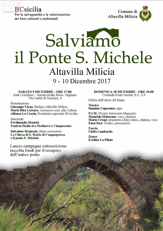 Salviamo il Ponte San Michele