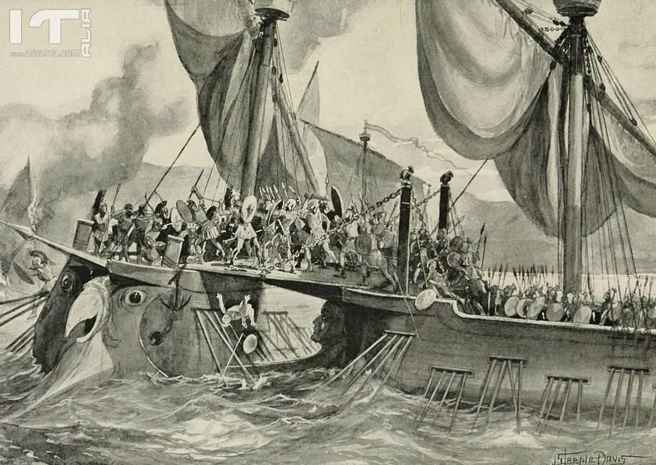 Palermo. Si parla delle grandi battaglie nel mare di Sicilia nell'ambito della Mostra Mirabilia Maris