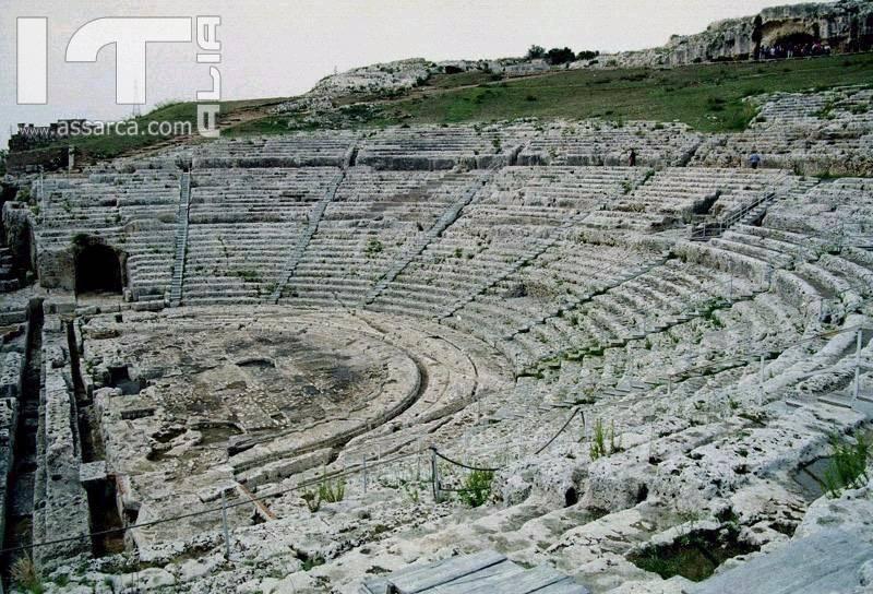 Si parla del Teatro greco al Corso di Archeologia organizzato da SiciliAntica a Termini Imerese