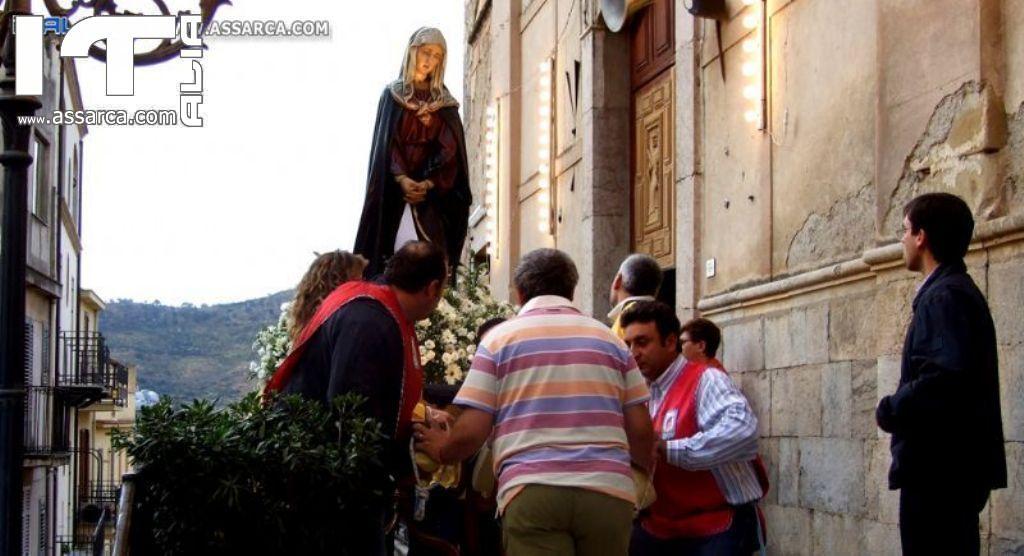 PROCESSIONE MARIA SS.ADDOLORATA (21-09-09)