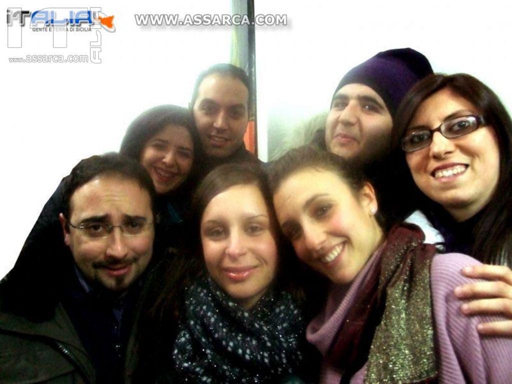 ALIA 21 DICEMBRE 2012 - FESTA DELL`ANZIANO CON SANDRO GIACOBBE E MARINA- III^  ED ULTIMA PARTE