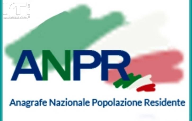 ALIA ENTRA NELL`ANAGRAFE NAZIONALE DELLA POPOLAZIONE RESIDENTE (ANPR).