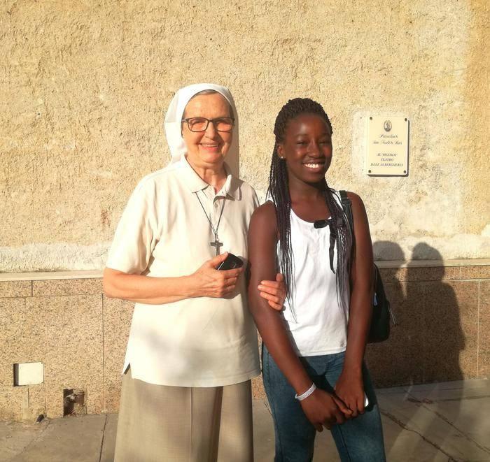 Immigrati, vogliamo abbracciare Papa Don Volpe, comunità Ballarò è esempio convivenza qui c`e` Gesù
