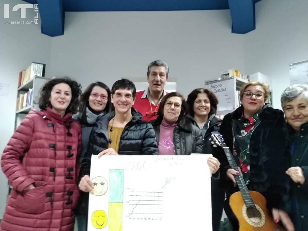 Alimena, Associazione Filippo Valenza Dona una borsa di studio per un corso all`estero